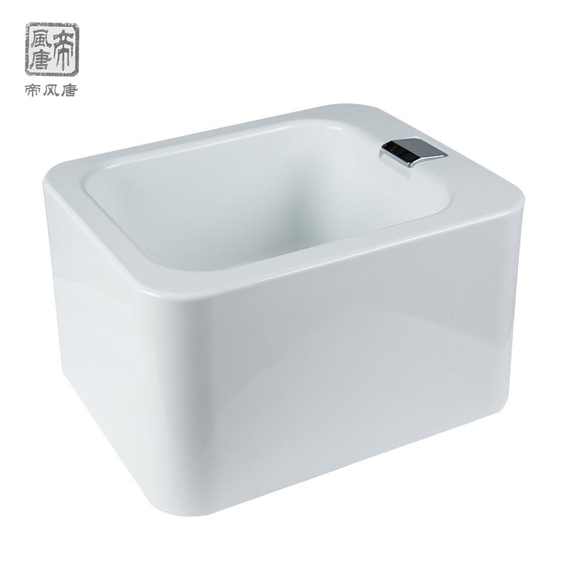 足疗店用的独立一体式足浴盆