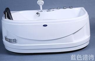 家用弧形浴缸