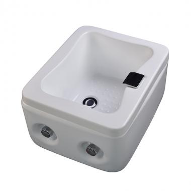 独立式亚克力足浴盆